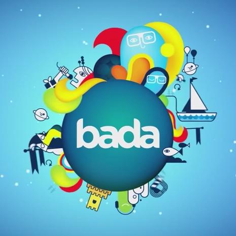 logo animation BADA