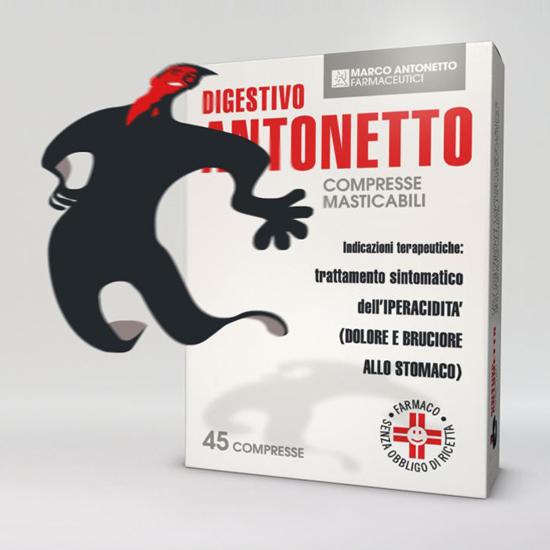 Digestivo Antonetto Spot TV
