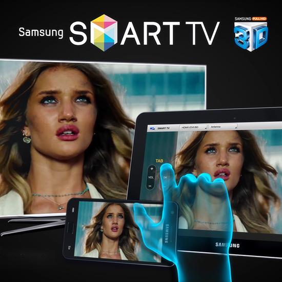 Samsung - Second TV - Spot TV sulle reti Sky