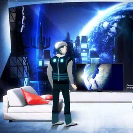 Samsung Smart TV - Evolution kit