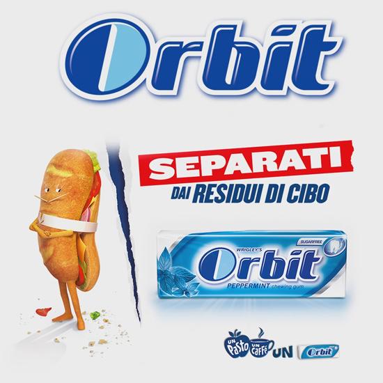 Radio commercial Orbit
