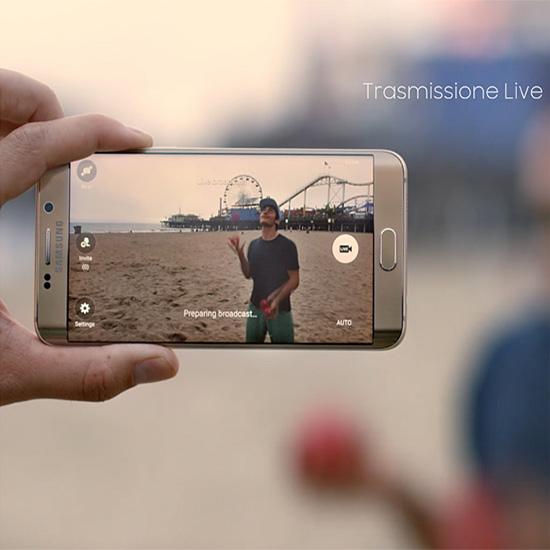 Samsung S6 Edge Entertainment