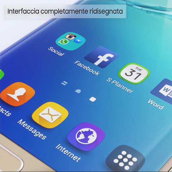 Samsung S6 - Official introduction