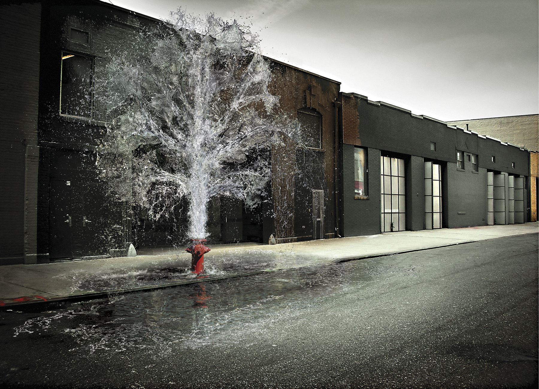 Prisma Associati</br>Mini cabrio – Water tree