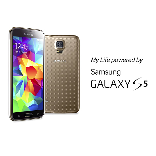 Samsung - Video Caratteristiche Galaxy S5