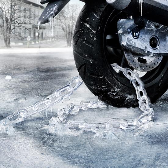 Prisma Associati - Yamaha - Catena di ghiaccio