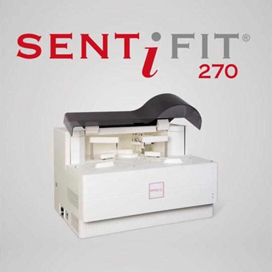 Sentinel Diagnostcs - SentiFit 270