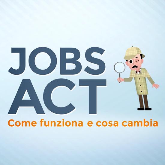 Ministero del Lavoro e delle Politiche Sociali Jobs act