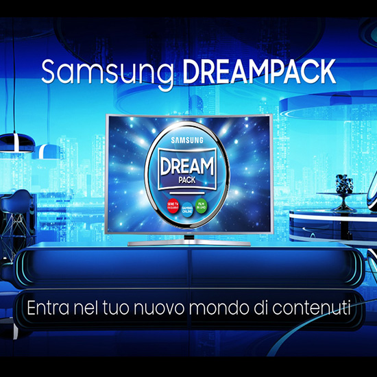 Samsung Dream pack