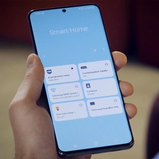 Samsung Casa connessa Ep.08